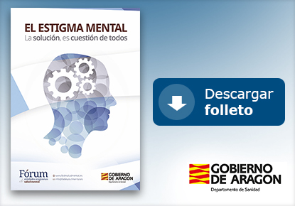 Folleto El Estigma Mental